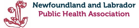 Newfoundland & Labrador Public Health Association Logo